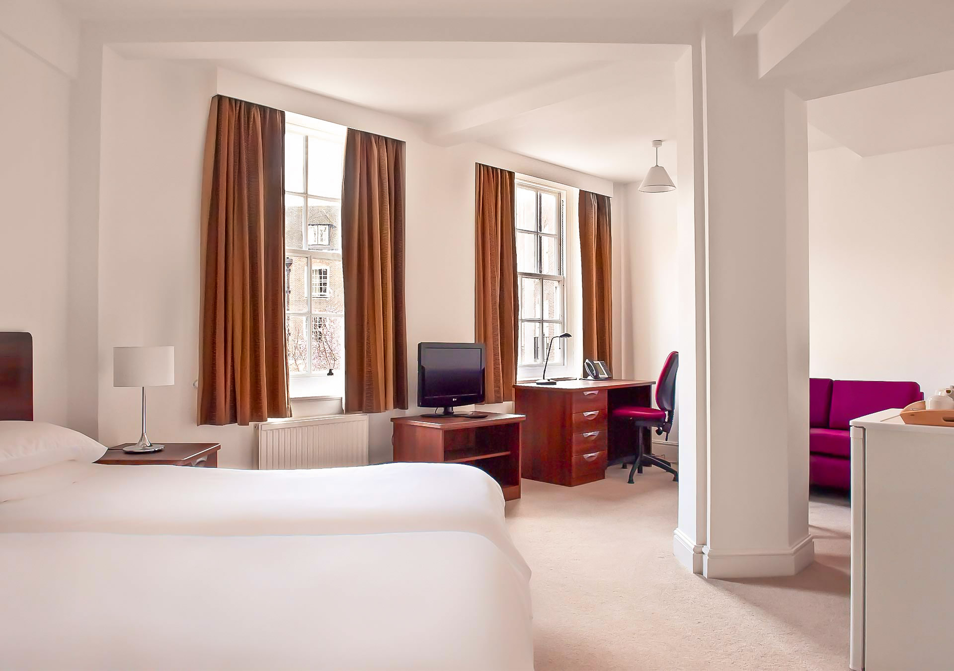 Book cheap stays in University rooms even if you're not a